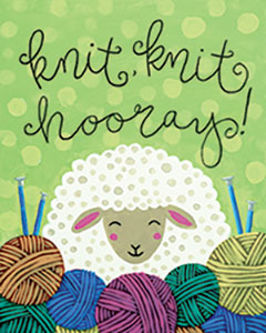 Knit, Knit, Hooray!