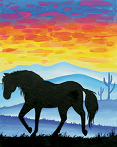 Desert Horses II