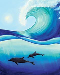 Dolphn Swim