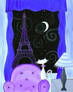 Kitty In Paris