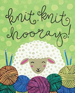 Knit, Knit, Hooray!