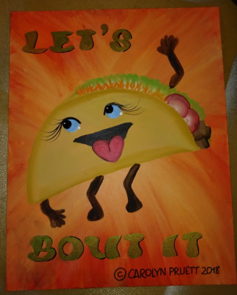 Let's Taco Bout It