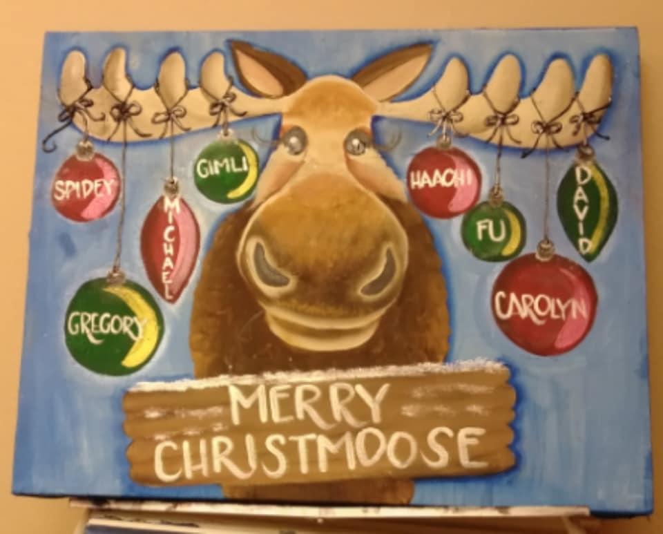 Merry Kissmosse
