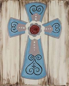 Rustic Cross
